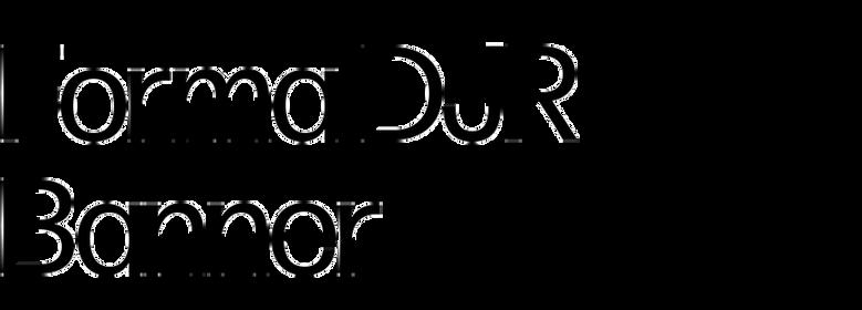 Forma DJR Banner