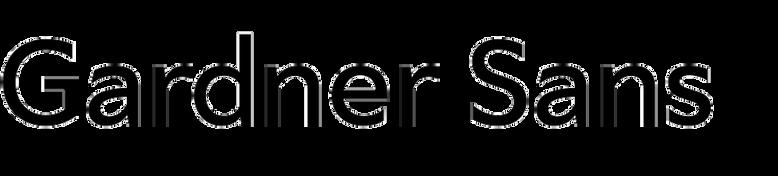 Gardner Sans