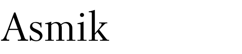 Asmik