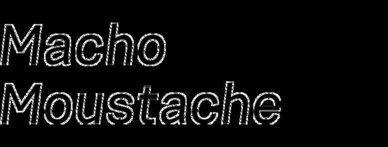 Macho Moustache