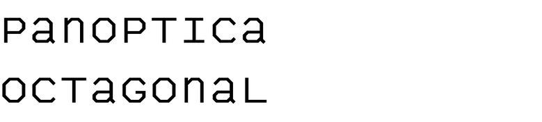 Panoptica Octagonal