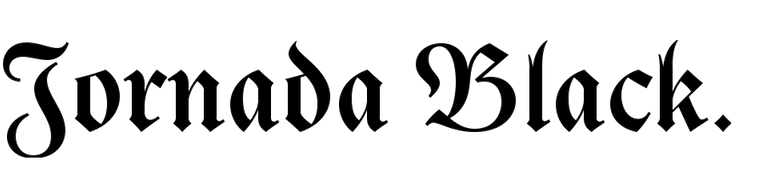 Jornada Blackletter