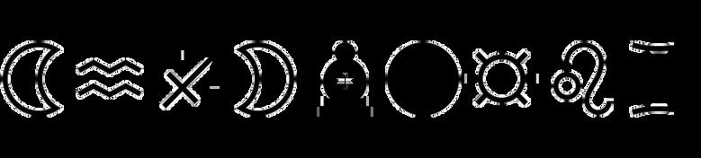 Jornada Symbols