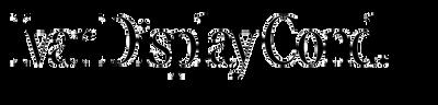 Ivar Display Condensed