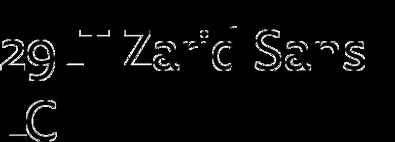 29LT Zarid Sans LC