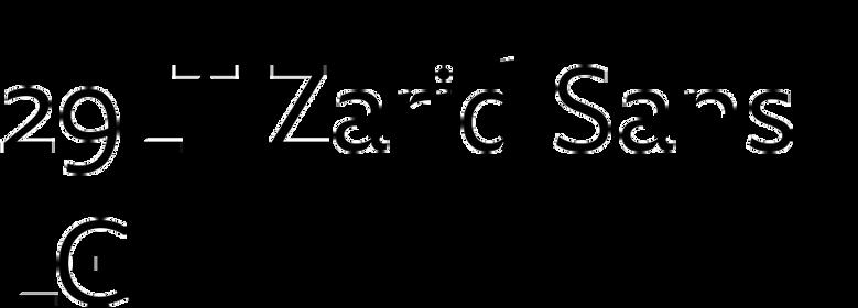 29LT Zarid Sans LG