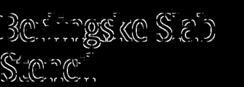 Berlingske Slab Stencil