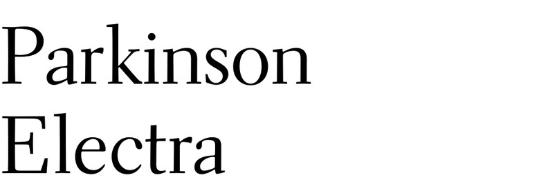 Parkinson Electra