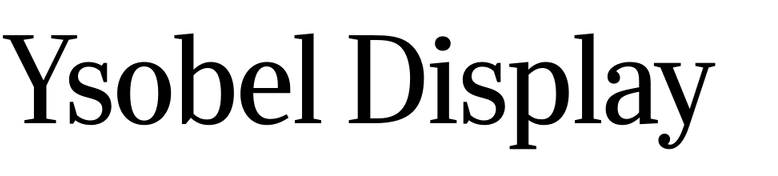 Ysobel Display
