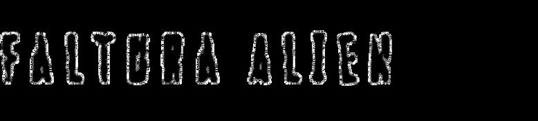 Faltura Alien (Mans Greback)