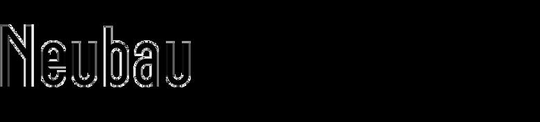 Neubau (TipografiaRamis)