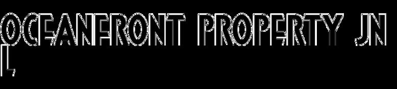 Oceanfront Property JNL