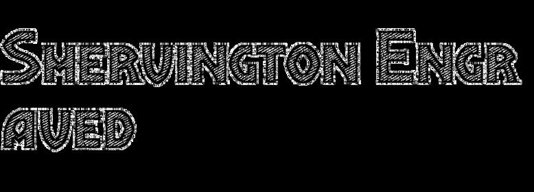Shervington Engraved