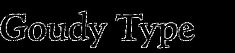 Goudy Type