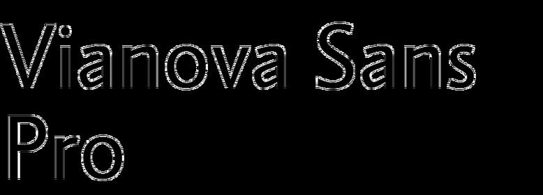Vianova Sans Pro