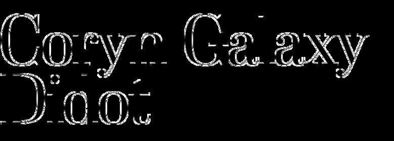 Coryn Galaxy Didot