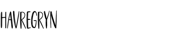 Havregryn