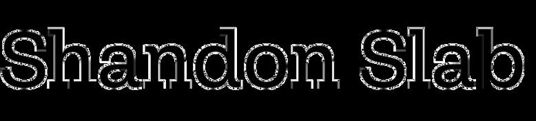 Shandon Slab
