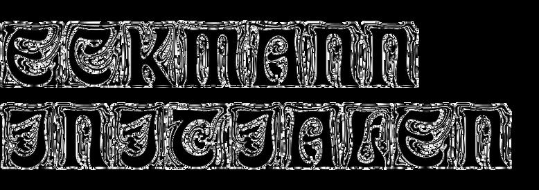 Eckmann-Initialen