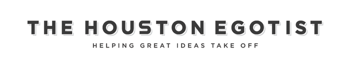 The Houston Egotist logo