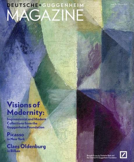 <cite>Deutsche Guggenheim Magazine</cite>