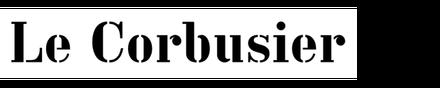 LL Le Corbusier