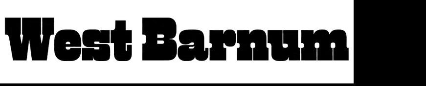 West Barnum
