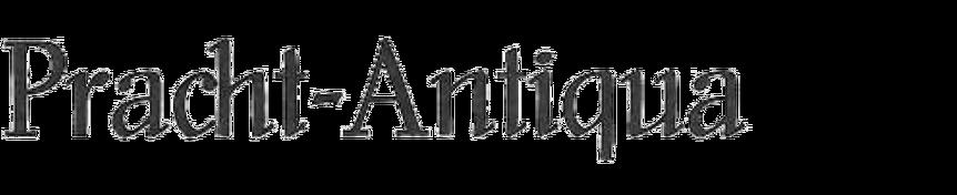 Pracht-Antiqua