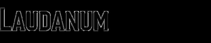 Laudanum