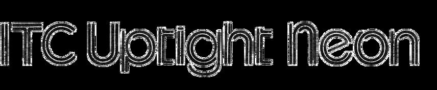 ITC Uptight Neon