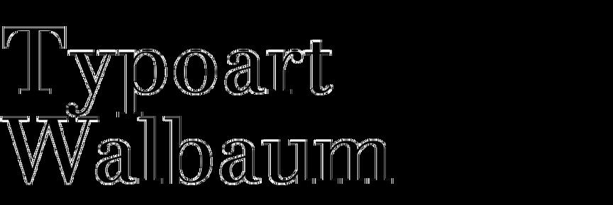 Typoart Walbaum