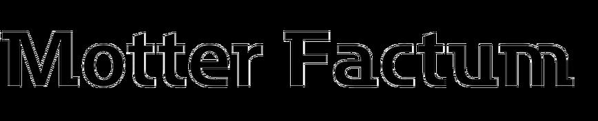 Motter Factum