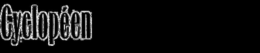 Cyclopéen