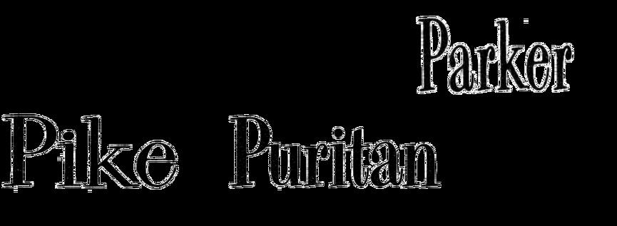 Filmotype Pacific / Parker / Pike / Puritan