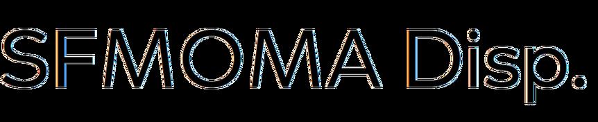 SFMOMA Display