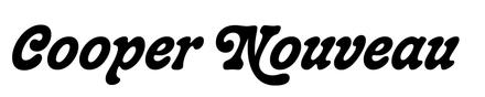Image of west cooper nouveau