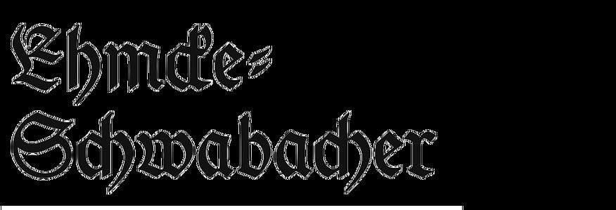 Ehmcke-Schwabacher