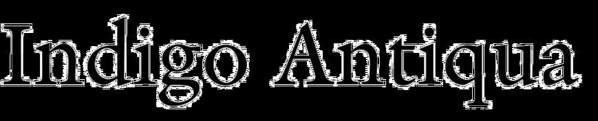Indigo Antiqua