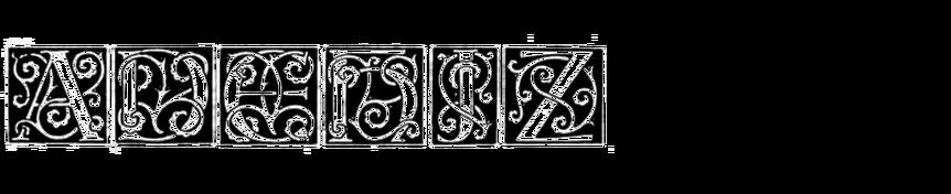 Erbar-Mediaeval-Initialen