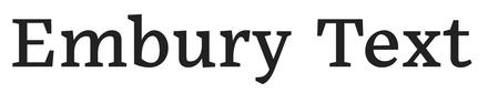 Embury Text
