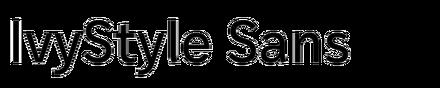 IvyStyle Sans