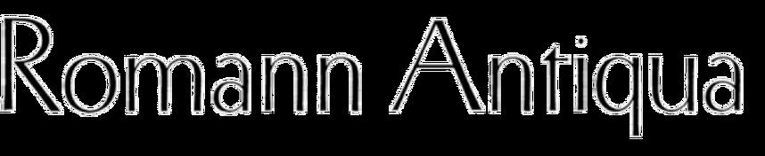 Romann-Antiqua