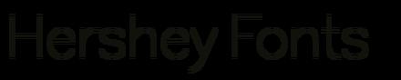 Hershey Fonts