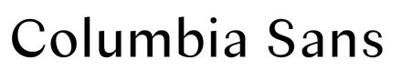 Columbia Sans