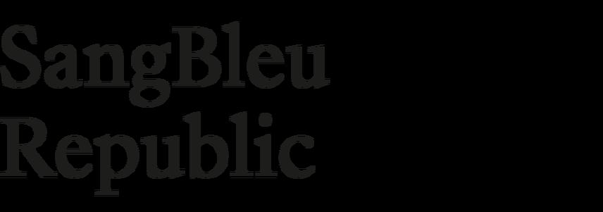 SangBleu Republic