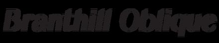 Branthill Oblique