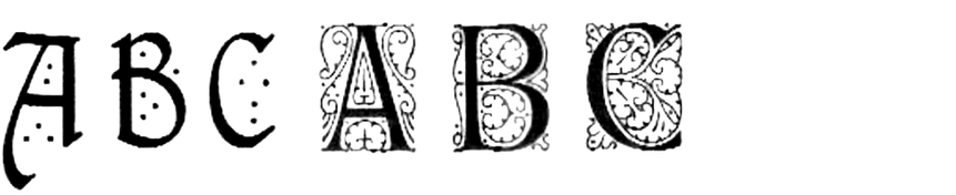 Delitsch-Initialen