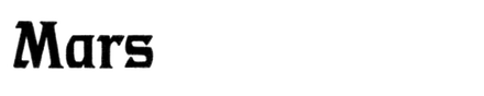 Mars (AG für Schriftgießerei)