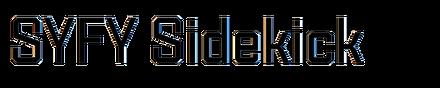 SYFY Sidekick