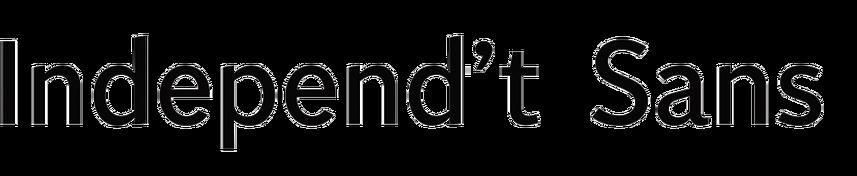 A2 Independent Sans